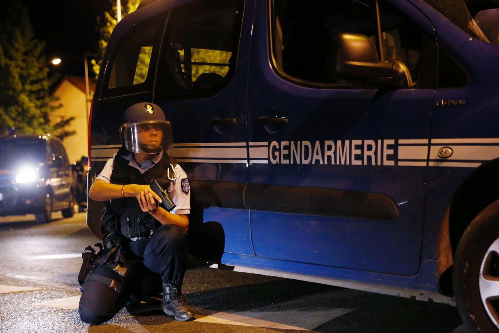 Fear of terrorism in France