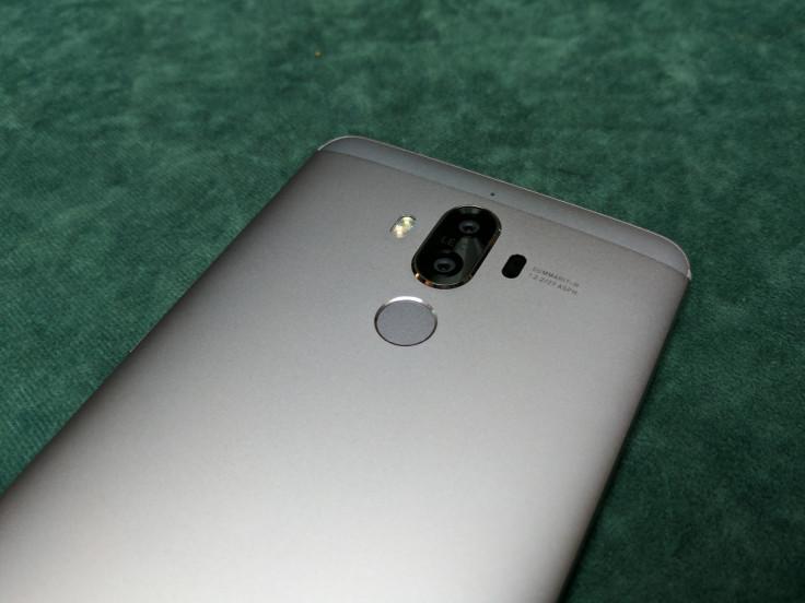 Huawei Mate 9 rear
