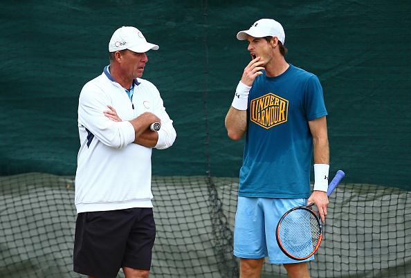 Ivan Lendl-Andy Murray