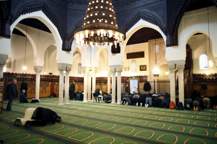 France mosque