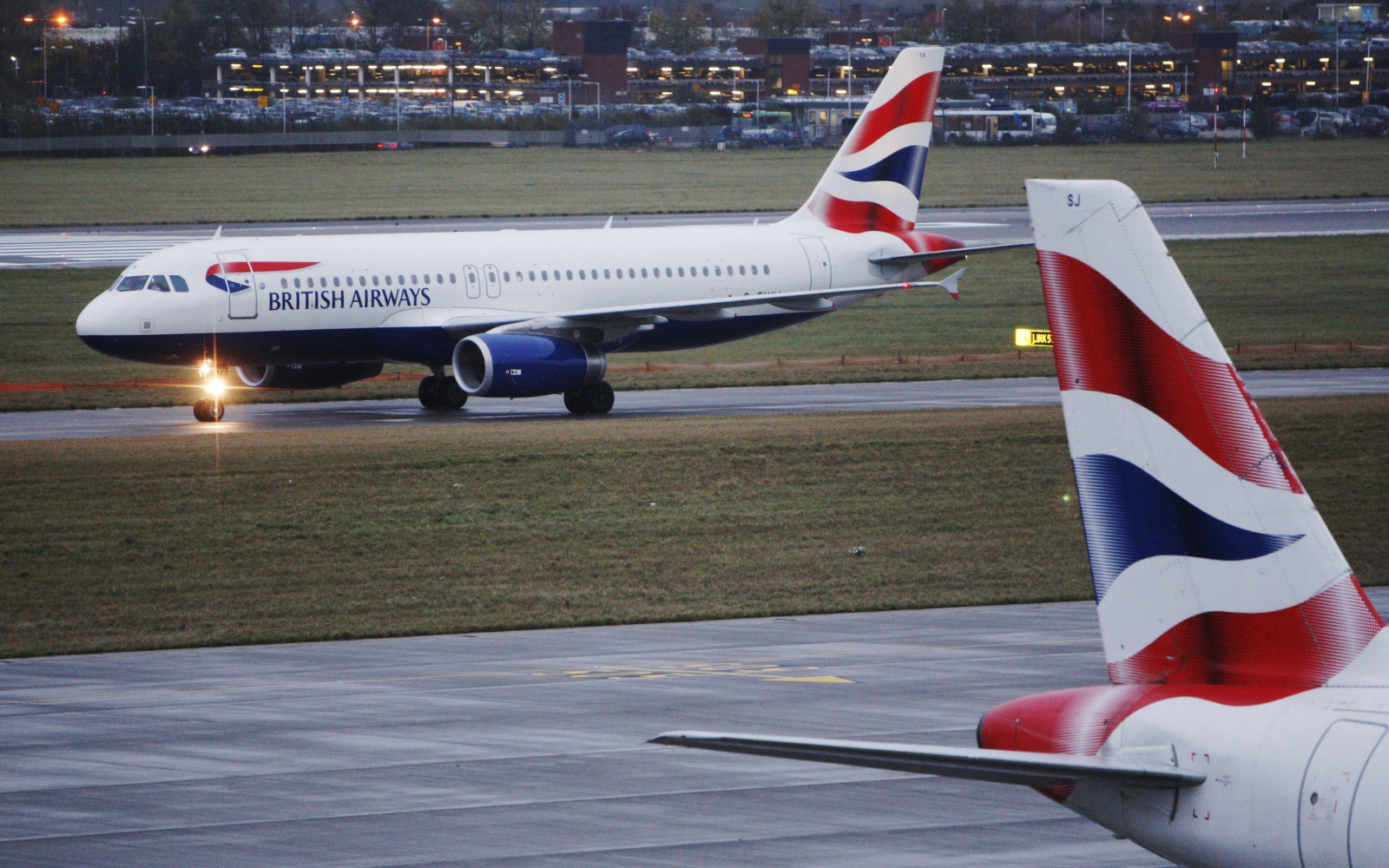 Former flight attendant sues British Airways for 'poisonous toxic fumes' ruining her health