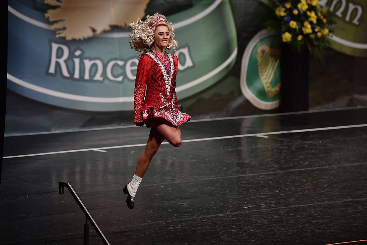Irish Dancing Championships