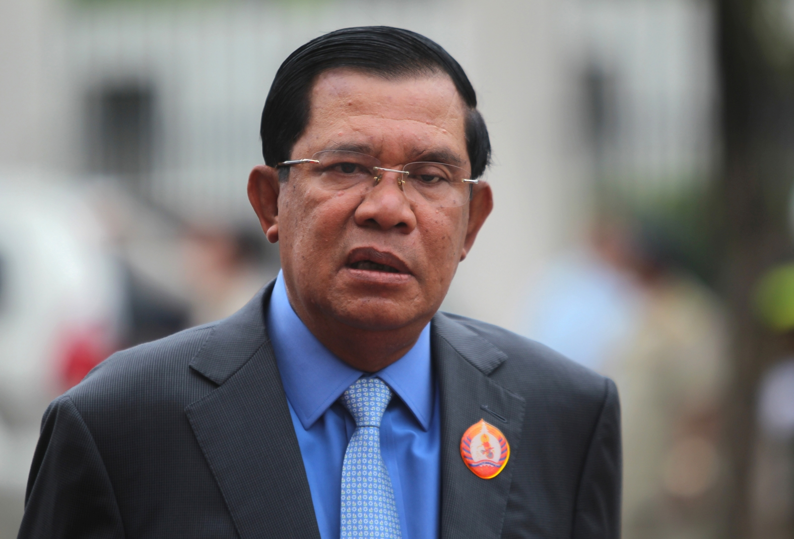 Cambodia PM Hun Sen