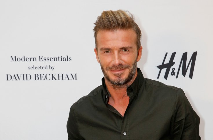 Hm David Beckham Replaced By The Weeknd As Store Aims For Younger