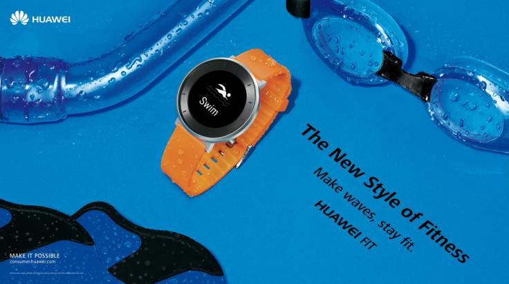 Huawei Fit waterproofing