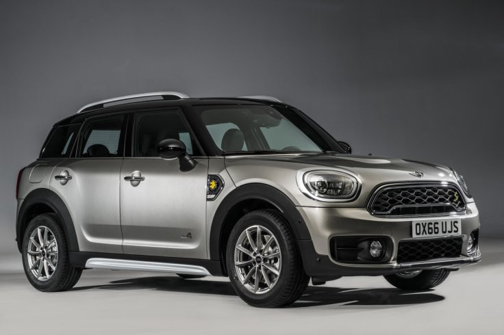Mini Countryman plus-in hybrid