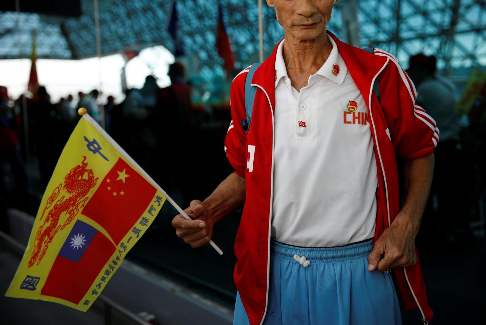 China Taiwan tensions