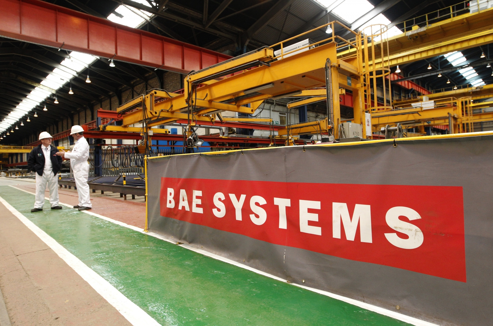 BAE to start production on the Royal Navy's Type 26 global combat ship next year