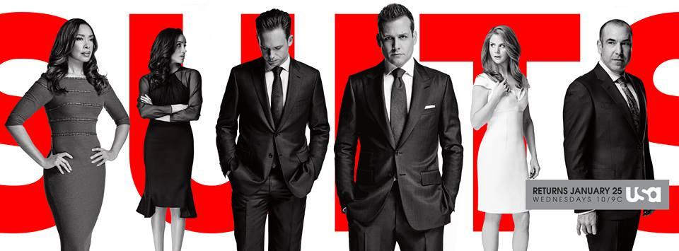 Suits return date in Australia