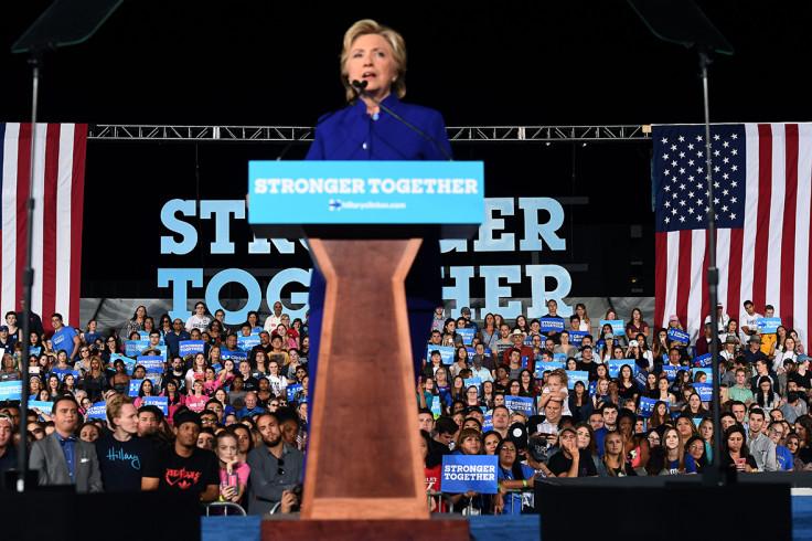 Hillary Clinton, Arizona