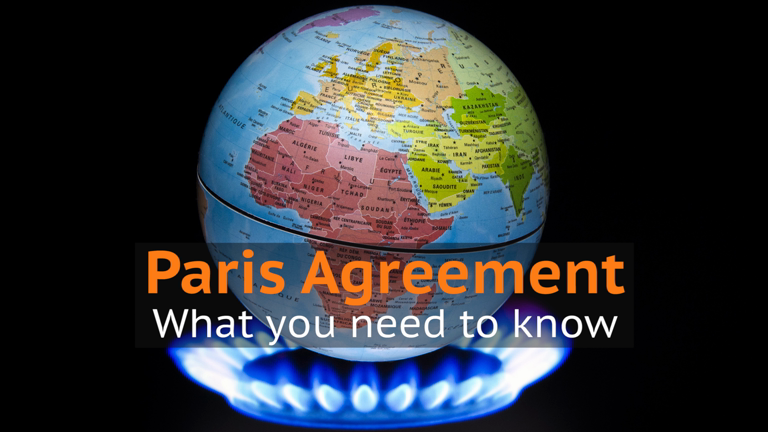 Paris agreement: What you need to know