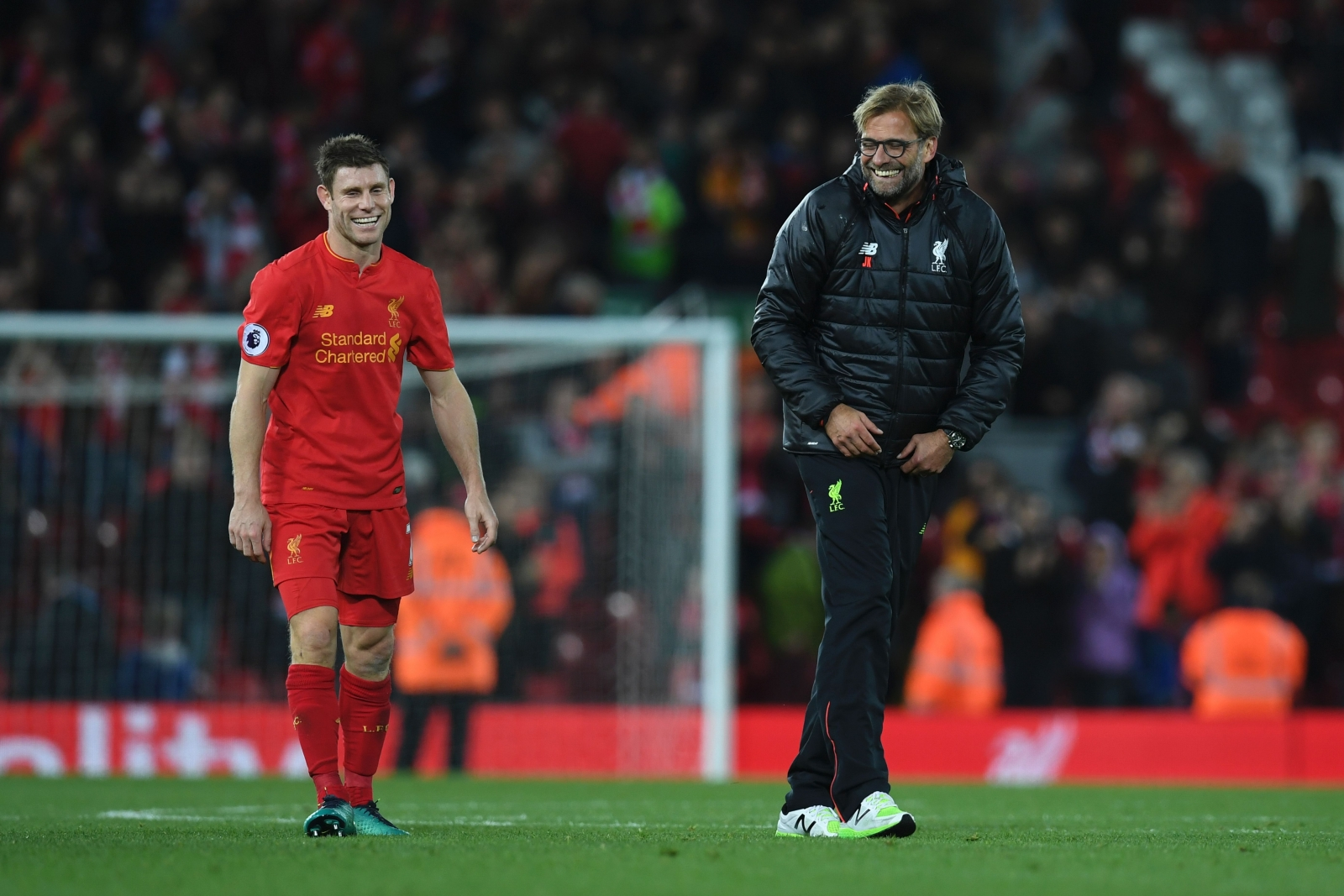 Klopp tells table-topping Reds to keep cool