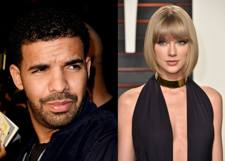 Drake and Taylor Swift