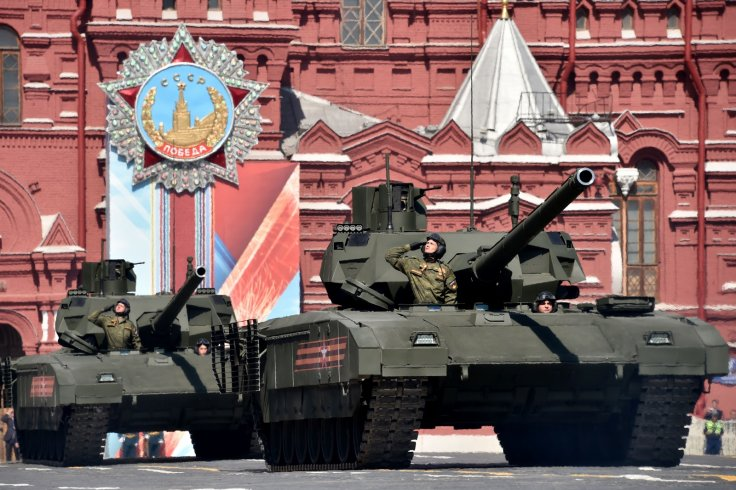 Russia claims its new Armata tank is tough enough to run on Mars
