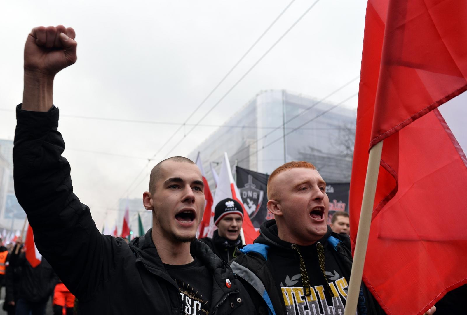 Poland's far-right