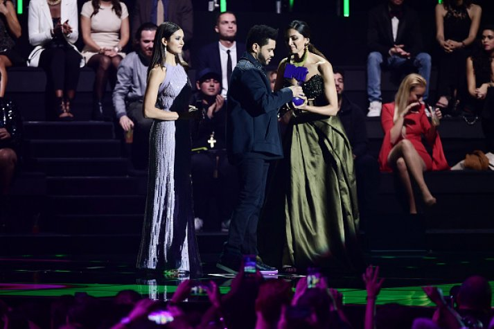 MTV EMA's 2016