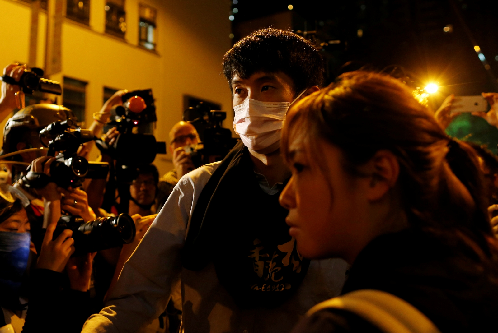 is the say of 'hong kong Analysts, however, say it is unlikely to happen — even accounting for us  a  hong kong politician who advocates independence said the.