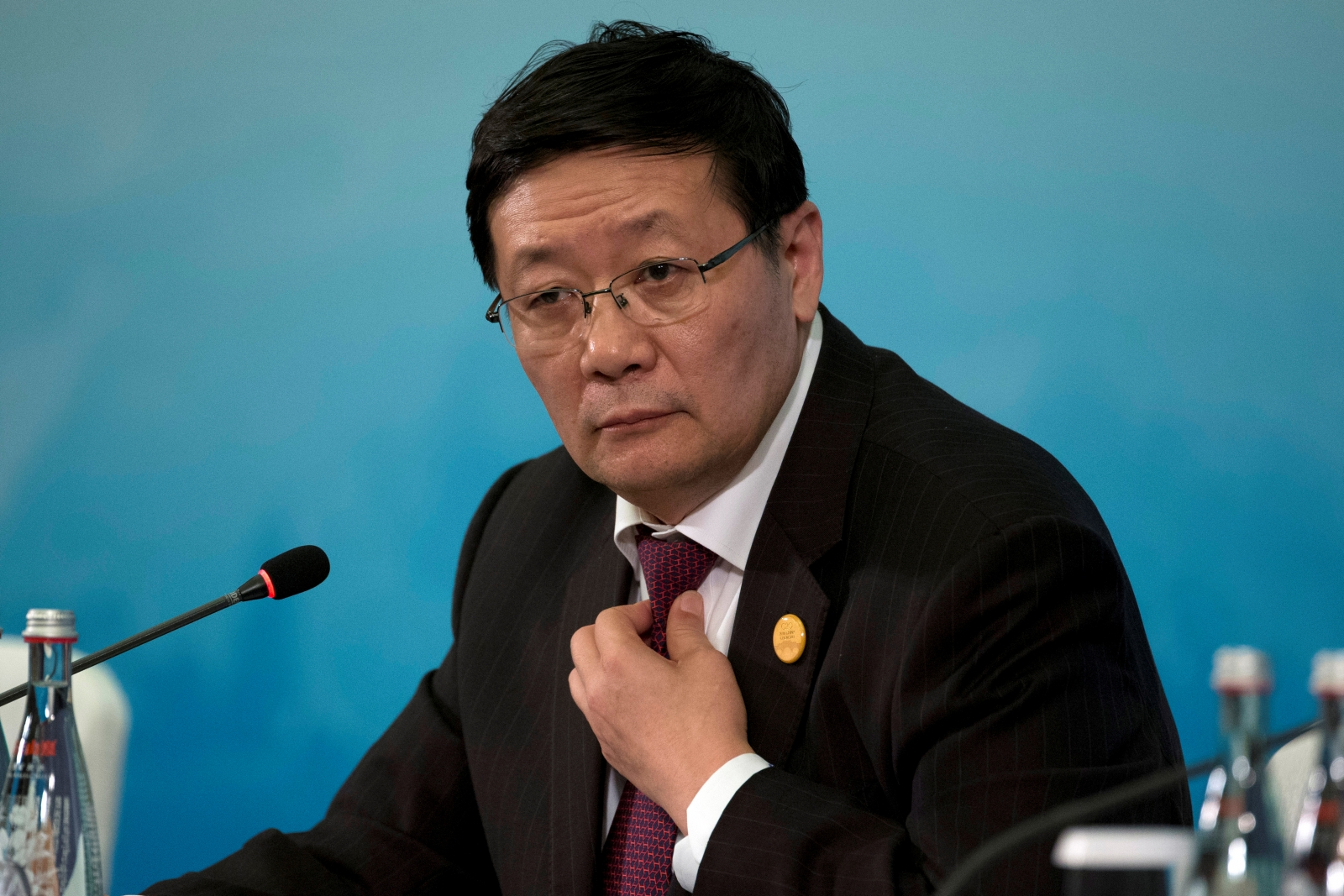 China new finance minister