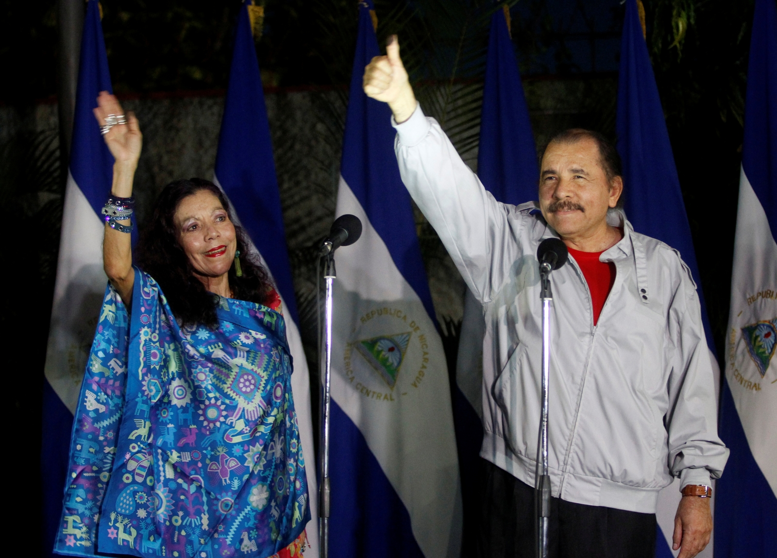 Nicaragua presidential election