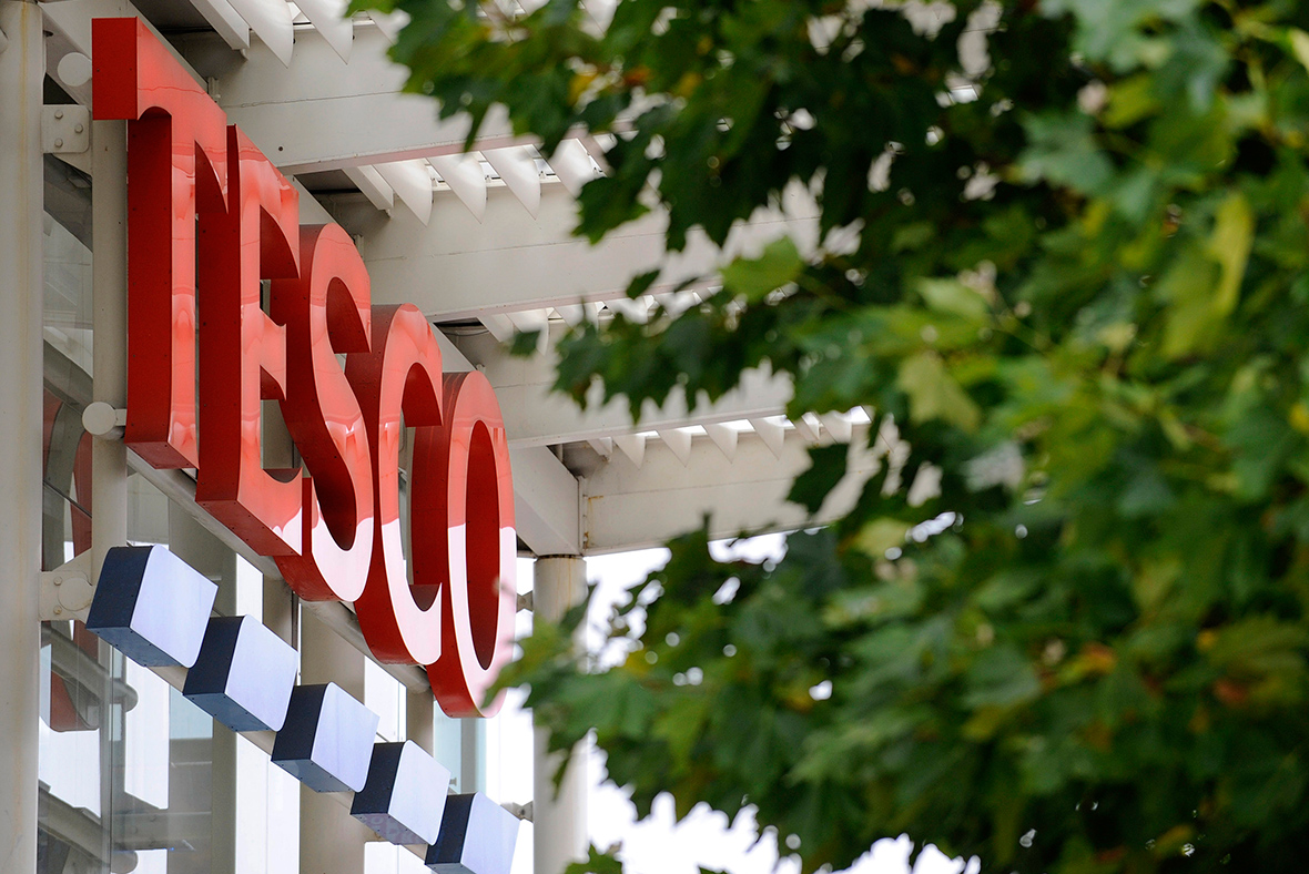 Tesco turnaround continues but accounting scandal fine hits profits