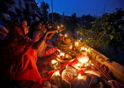 Chhath festival 2016