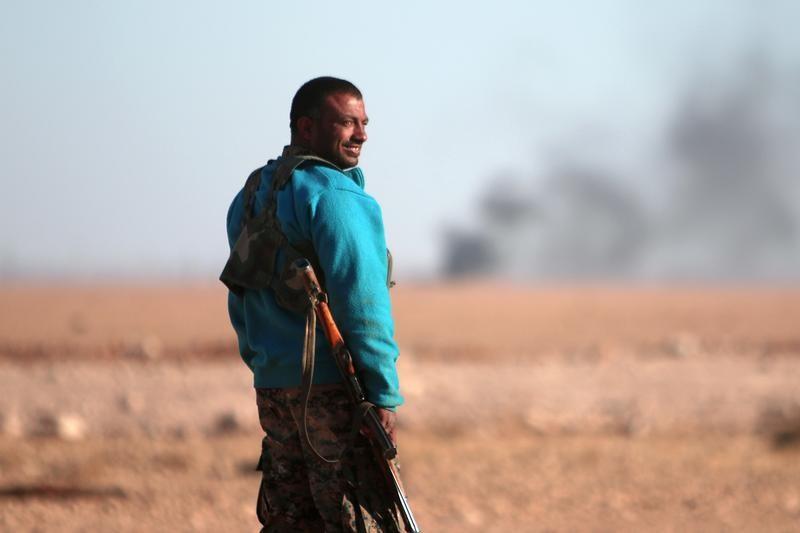 'Euphrates Rage' campaign to retake Raqqa from Isis