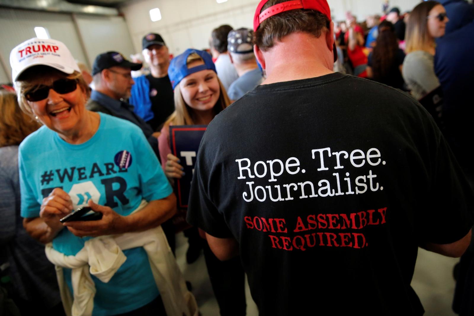 Trump supporter t-shirt