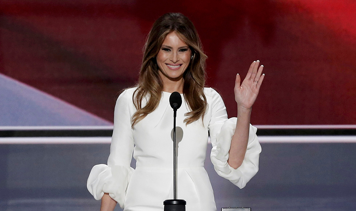 We Know Who Is Dressing Melania Trump For The Inauguration