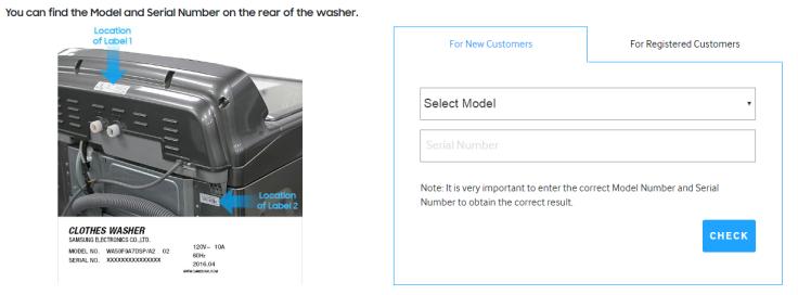 Samsung washing machine recall: How to check if your washer