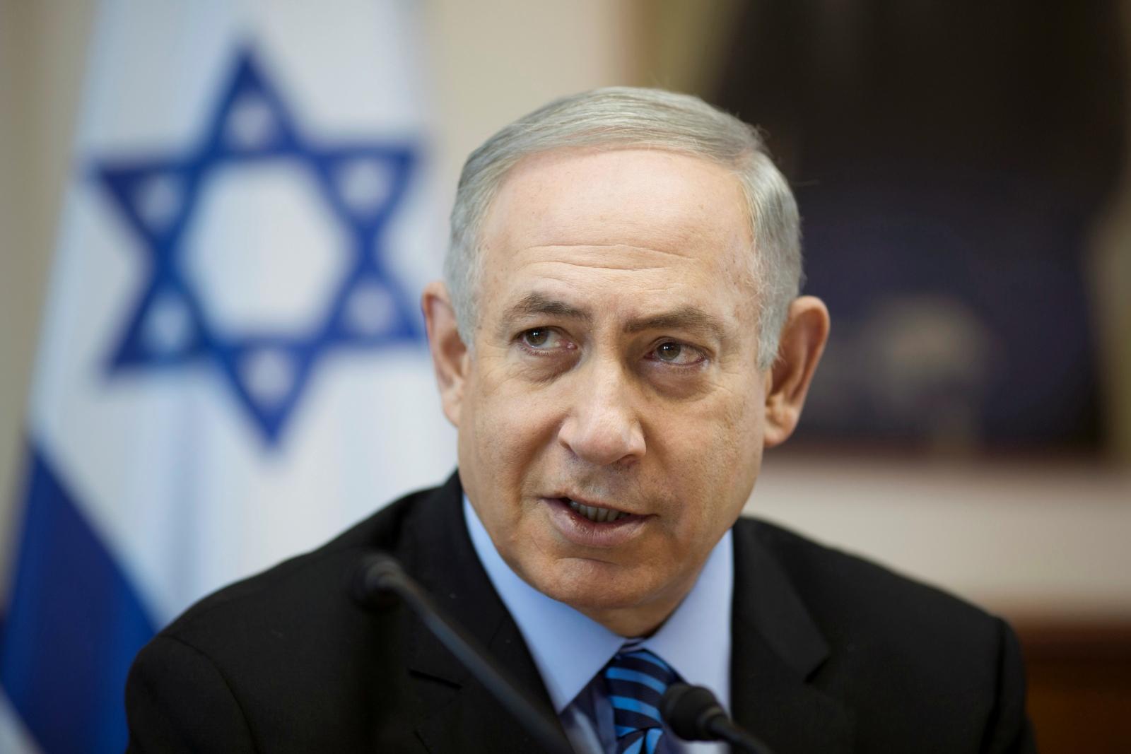 Image result for benjamin netanyahu angry