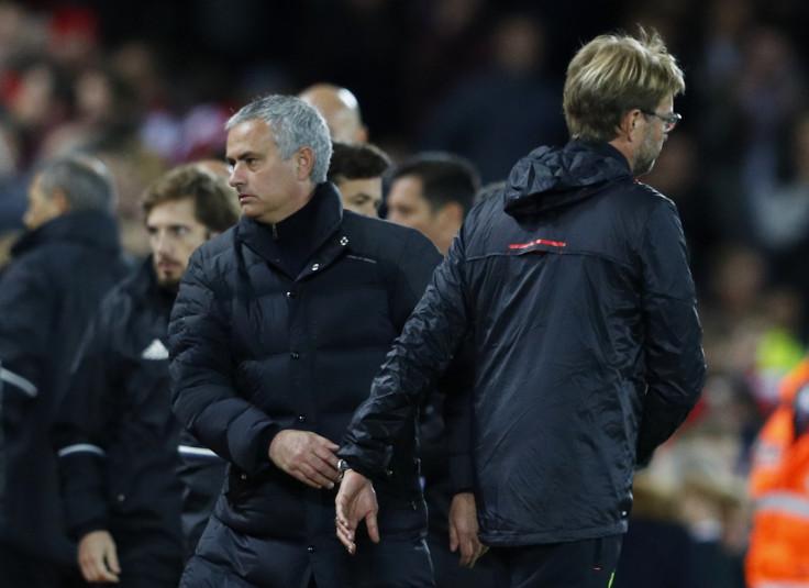 Jose Mourinho-Jurgen Klopp