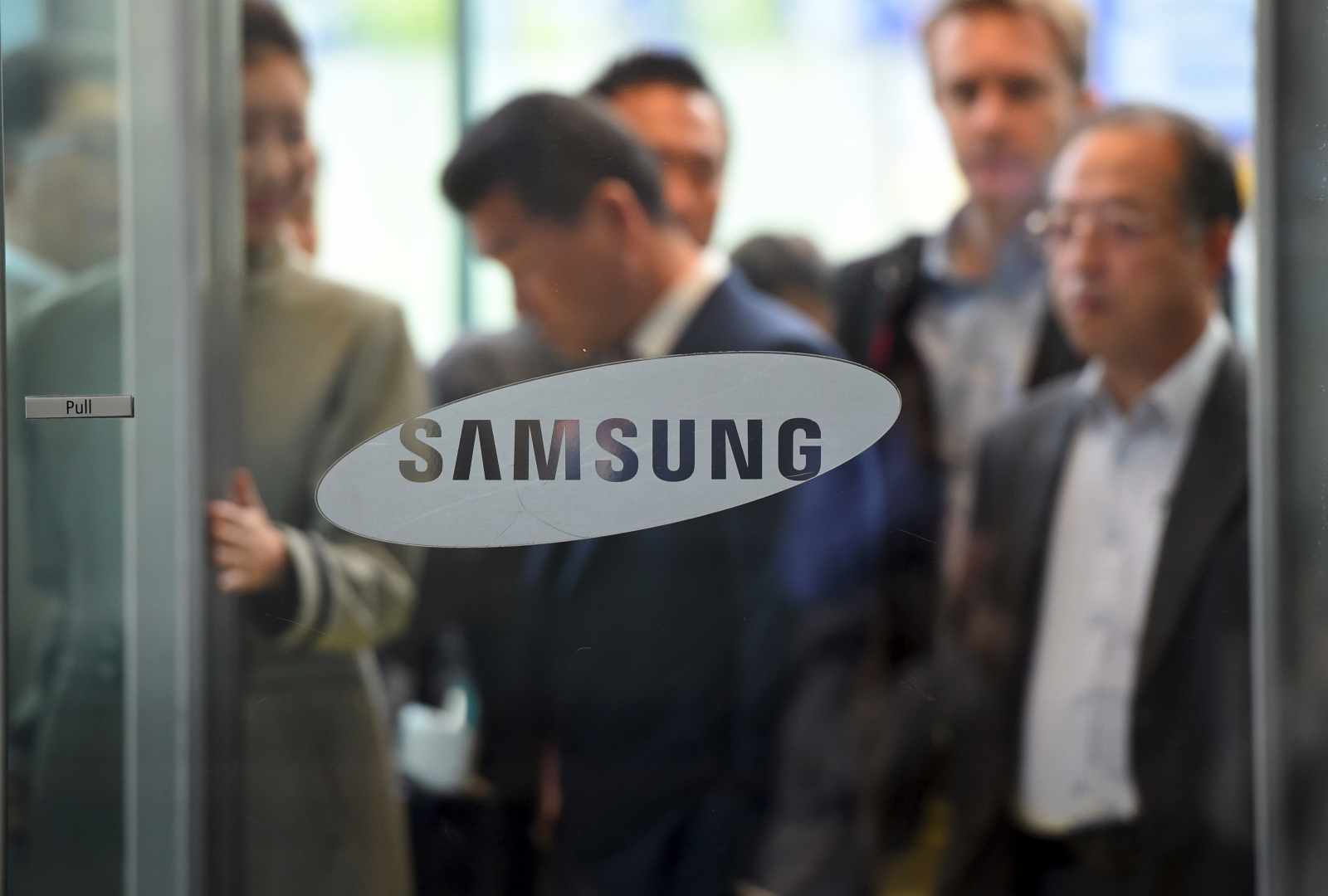 Samsung headquarters in South Korea raided