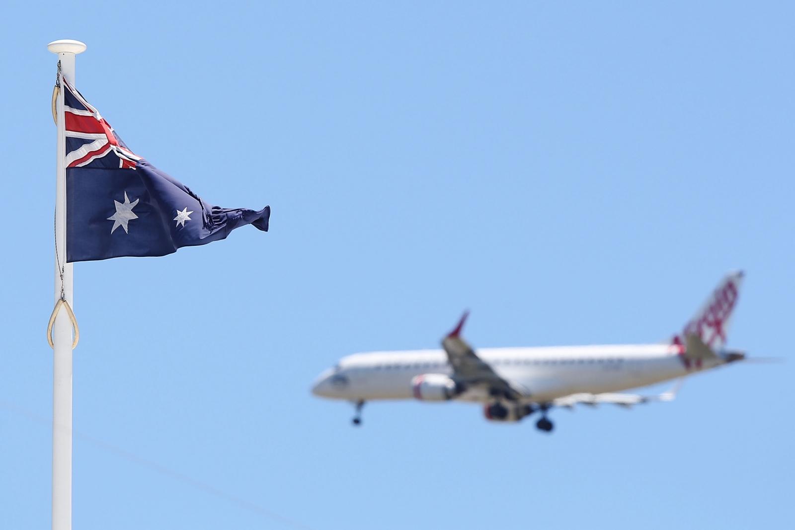 Australia airplane hoax call