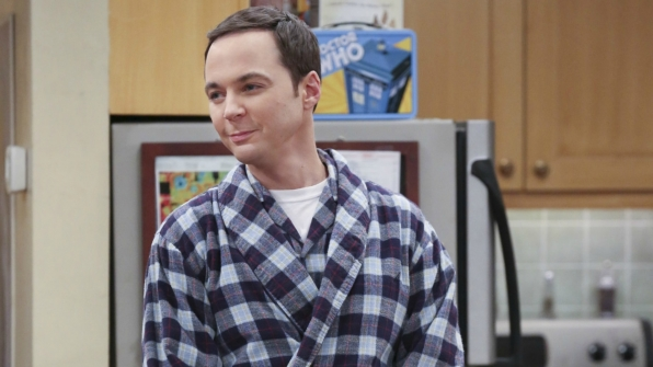 The Big Bang Theory spin off