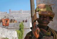 Kenyan army in Somalia