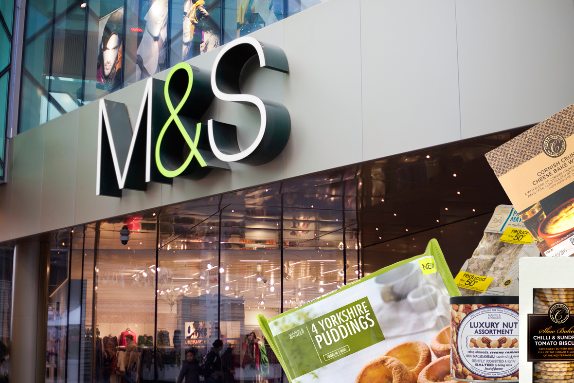 Marks & Spencer sells Hong Kong business to venture partner