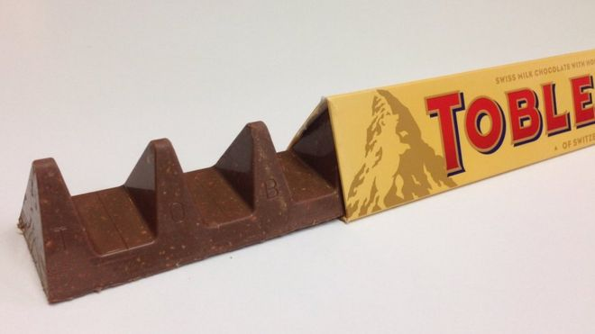 Poundland in legal battle over Toblerone copy