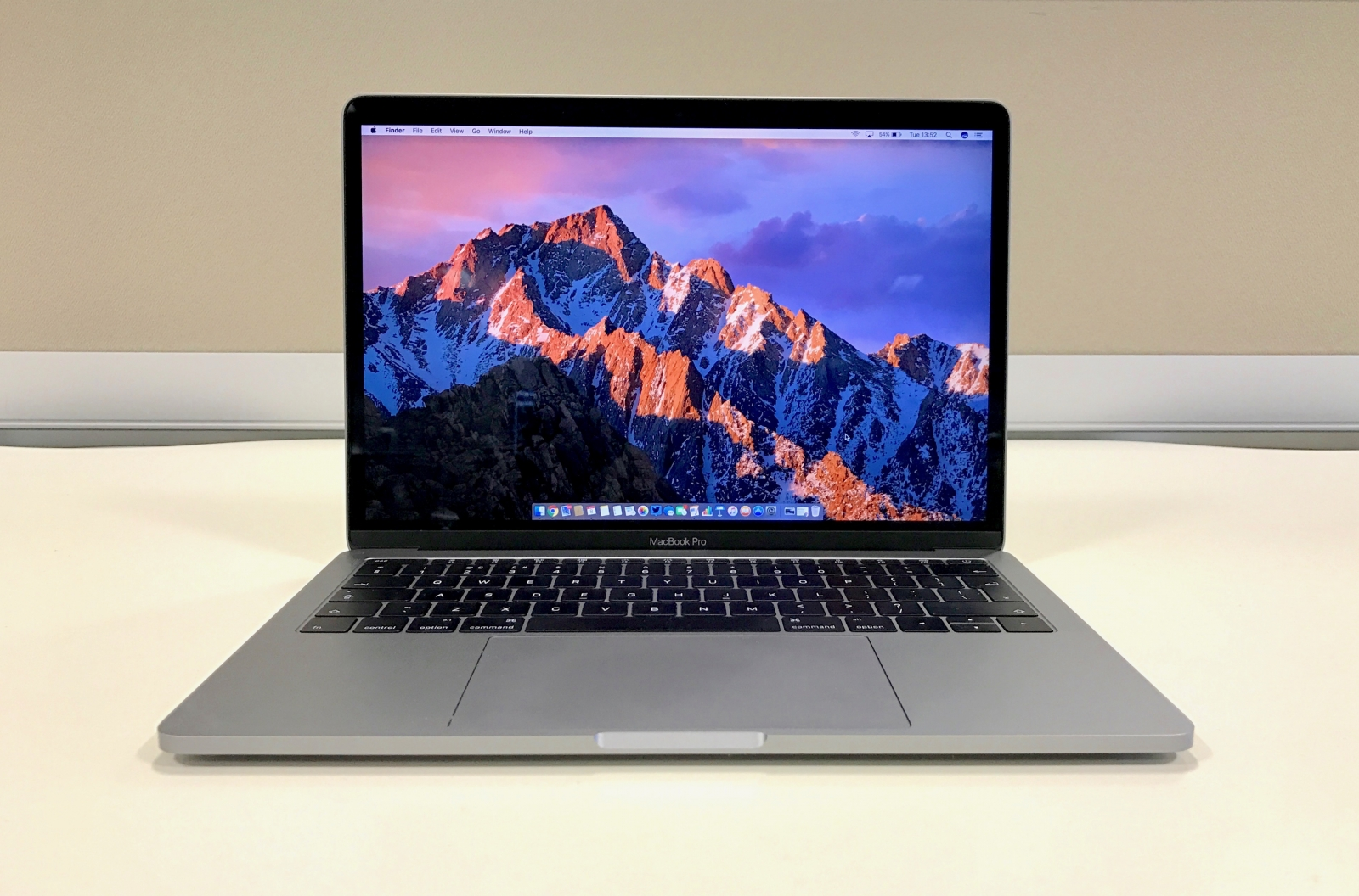2016 Apple MacBook Pro 13in