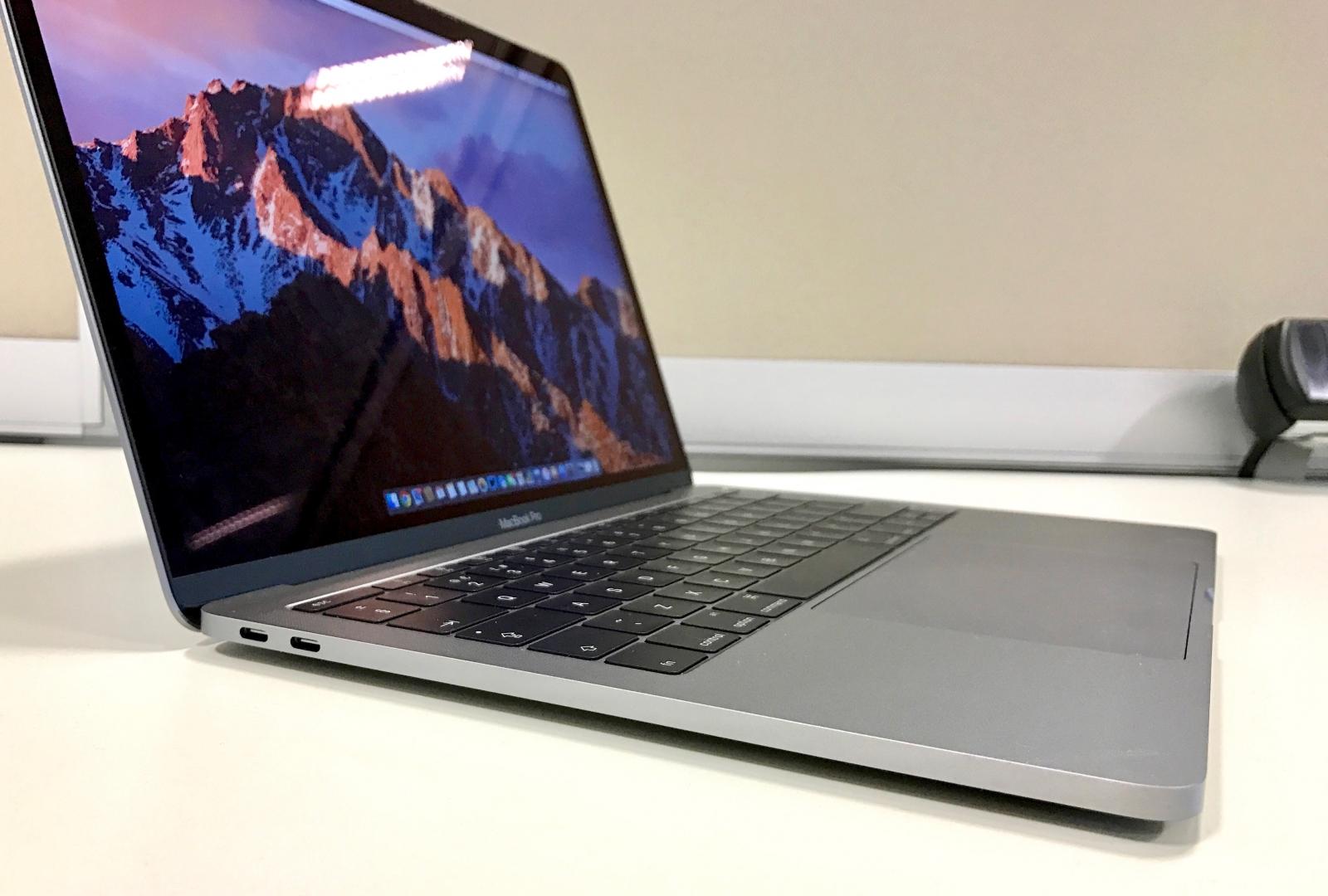 2016 Apple MacBook Pro 13in