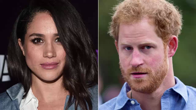 Prince Harry says girlfriend Meghan Markle is suffering 'racial' and 'sexist' abuse