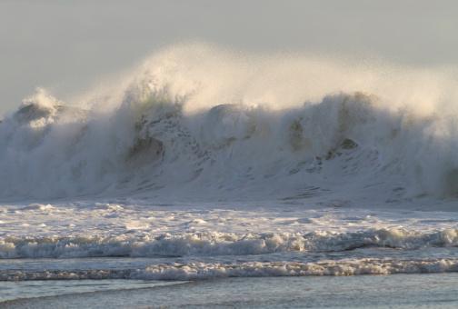 tsunami Minoan