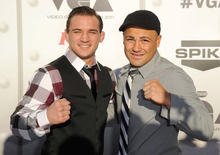 Michael Chandler and Eddie Alvarez