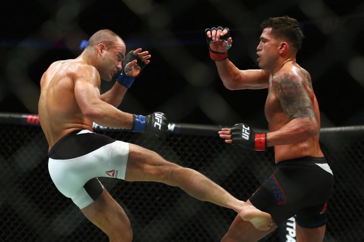 Eddie Alvarez vs Anthony Pettis