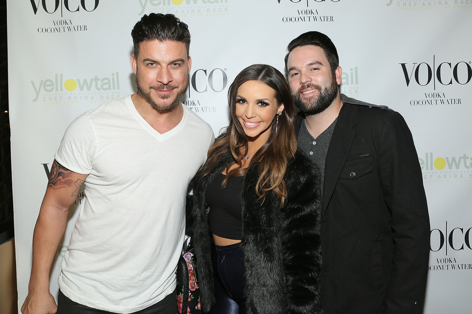 Vanderpump Rules stars Mike Shay and Scheana Shay