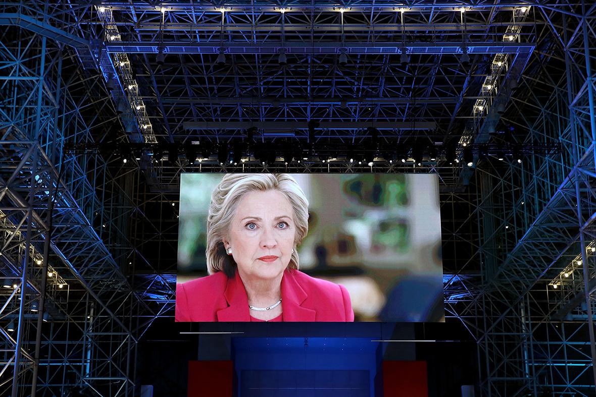US Election night 2016
