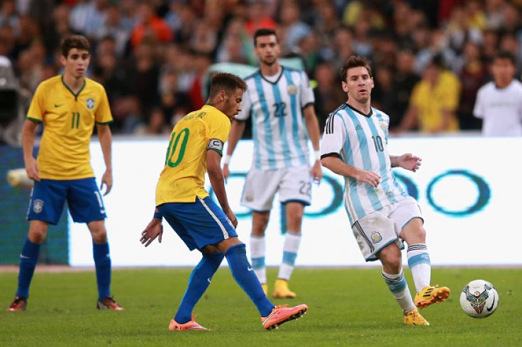 Neymar-Lionel Messi