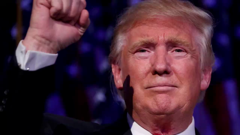 Twitter goes crazy over Donald Trump being elected new US president