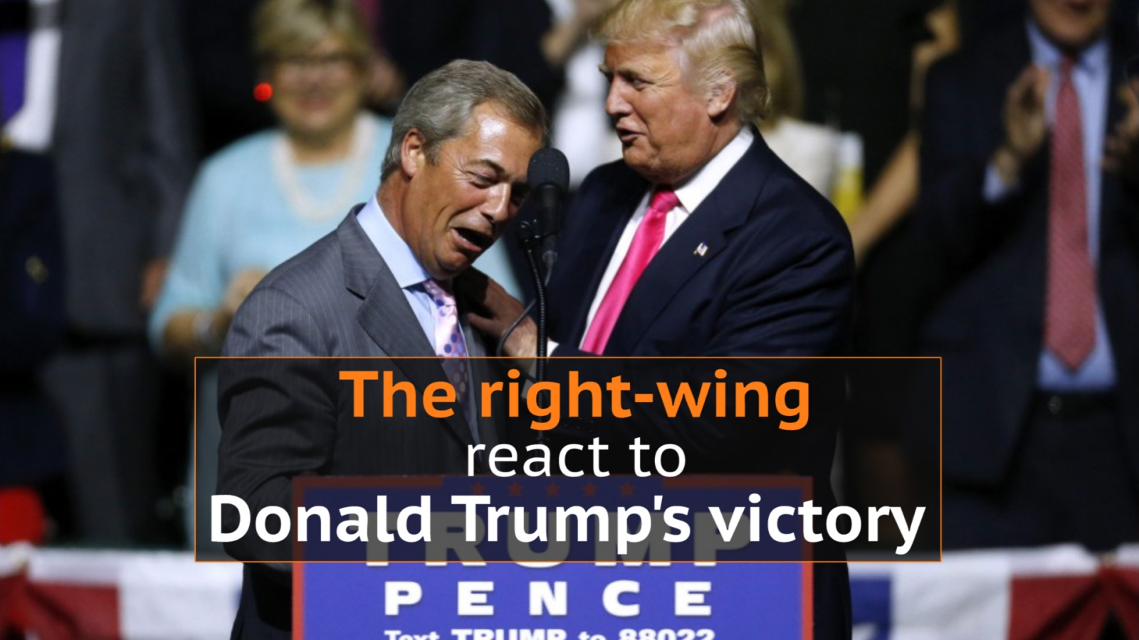 Image result for Donald Trump of the Extreme Right