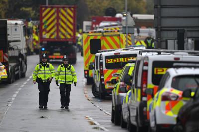 Croydon tram accident