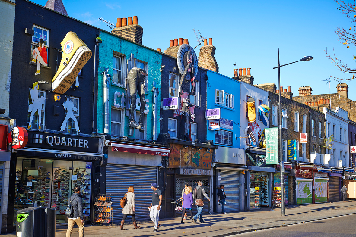 Rightmove london house prices drop 4 3 in december for Camden home